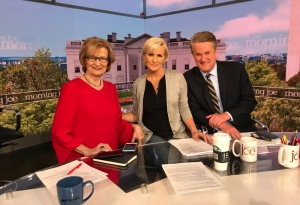 Grace Kennan Warnecke on Morning Joe